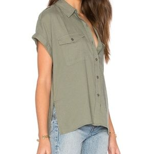 Rails Brittany Button Up Short Sleeve Shirt
